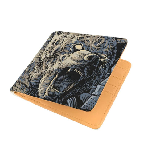 Image of Spirit Bear Company Mens Wallet - Mens Wallet Mens Spirit Bear Company Wallets