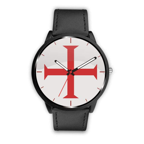 Templar Watch - Mens 40Mm / Black - Watch Watch