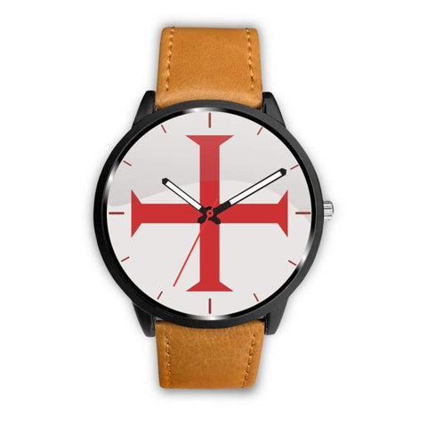 Templar Watch - Mens 40Mm / Brown - Watch Watch