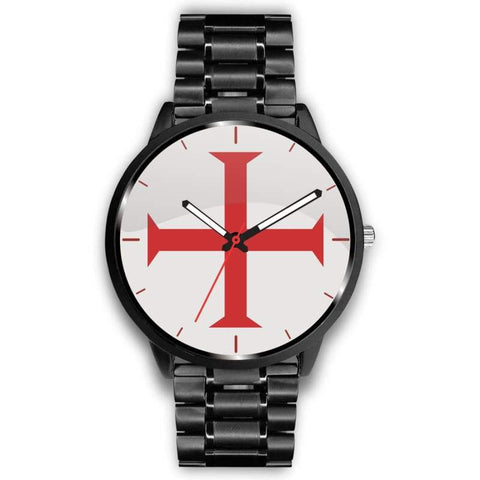 Templar Watch - Mens 40Mm / Metal Link - Watch Watch