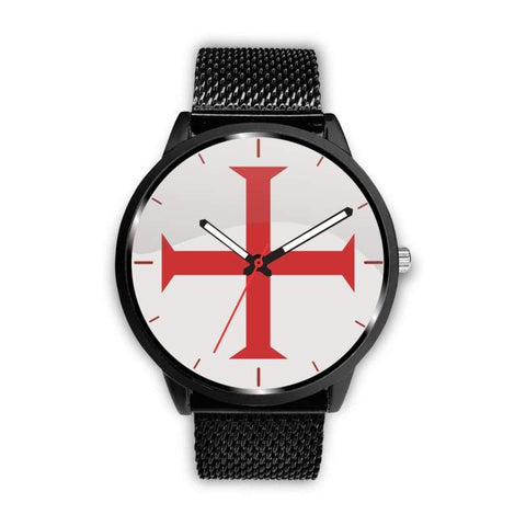 Templar Watch - Mens 40Mm / Metal Mesh - Watch Watch