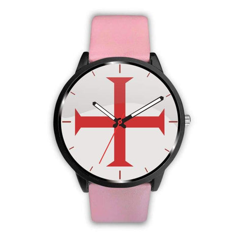 Templar Watch - Mens 40Mm / Pink - Watch Watch