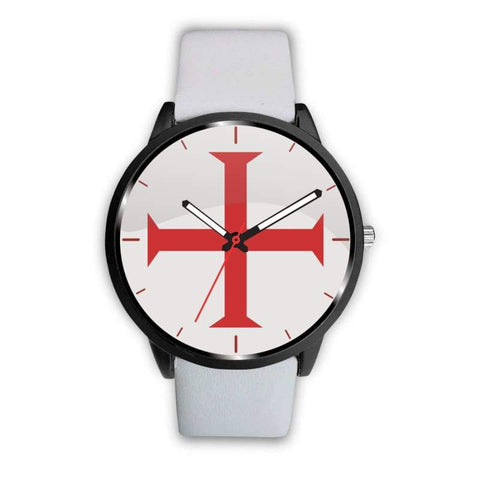 Image of Templar Watch - Mens 40Mm / White - Watch Watch