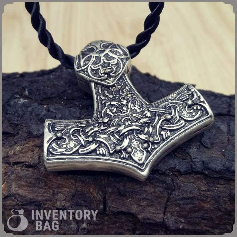 Thors Mjolnir - Viking Necklace Jewelry Necklace Vikings