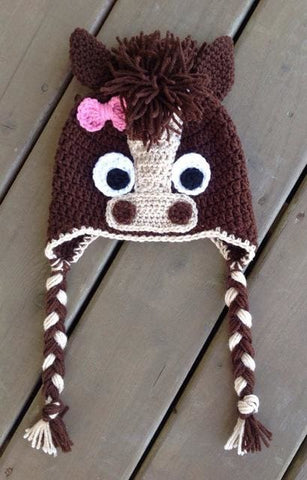Image of Toddler Crochet Viking Hat With Beard - As Photo5 / S - Hats & Caps
