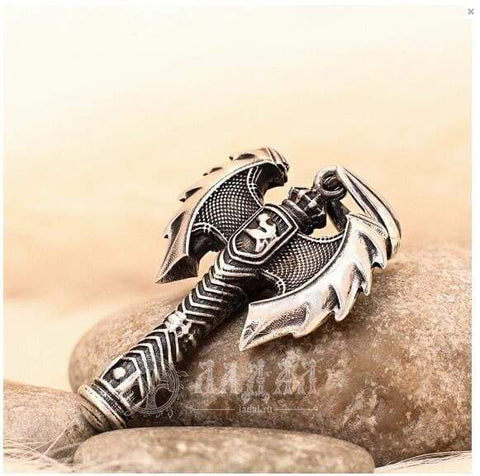 Viking Axe Weapon - Pendant Necklaces Jewelry Vikings