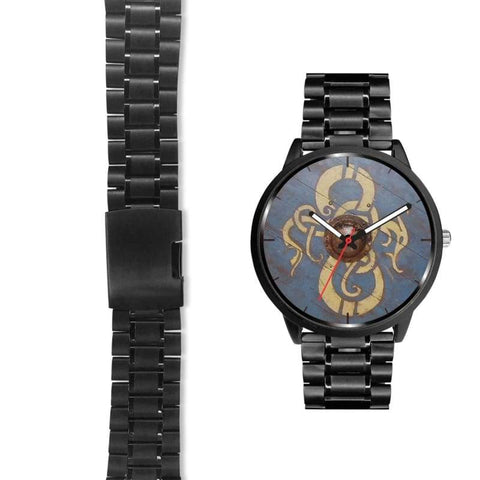 Image of Viking Dragon Shield Watch - Watch Viking Watch
