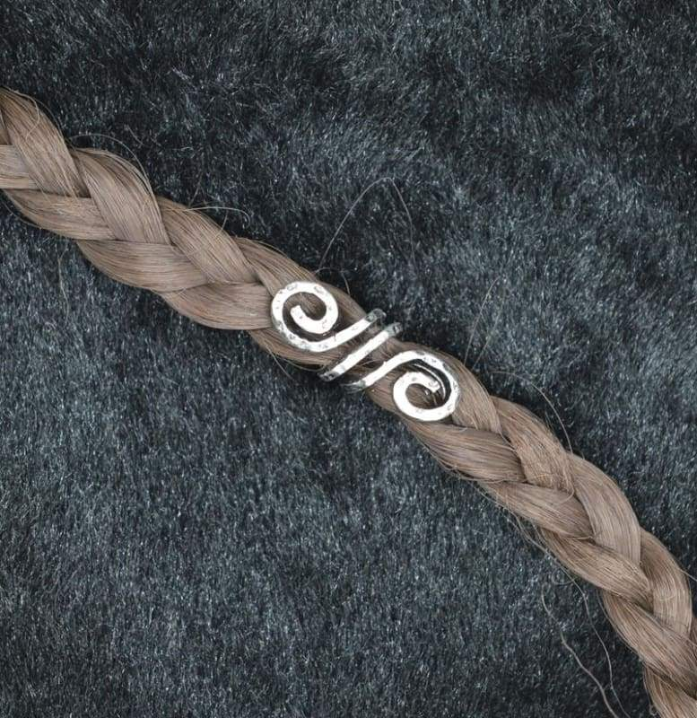 Viking Hair Bead - Jewelry Findings & Components Jewelry