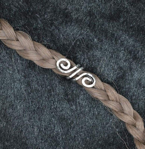 Image of Viking Hair Bead - Jewelry Findings & Components Jewelry