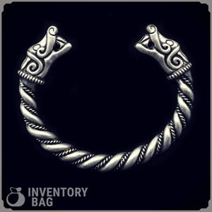 Viking Wolf Bracelet - Viking Necklace Bracelet Jewelry Vikings