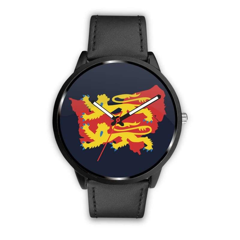 Vikings - Norman Descendants Watch - Mens 40Mm / Black - Watch Vikings Watch