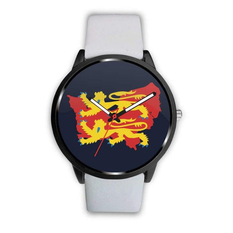 Image of Vikings - Norman Descendants Watch - Mens 40Mm / White - Watch Vikings Watch