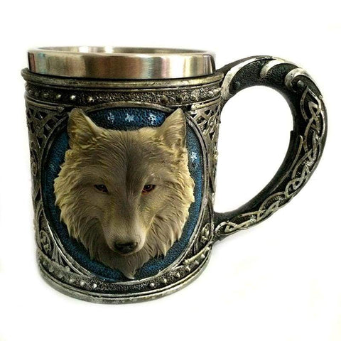 Image of Wolf King - Drinkware Drinkware