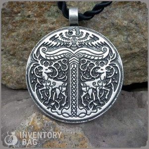 Yggdrasil Tree Of Life - Viking Necklace Jewelry Necklace Vikings