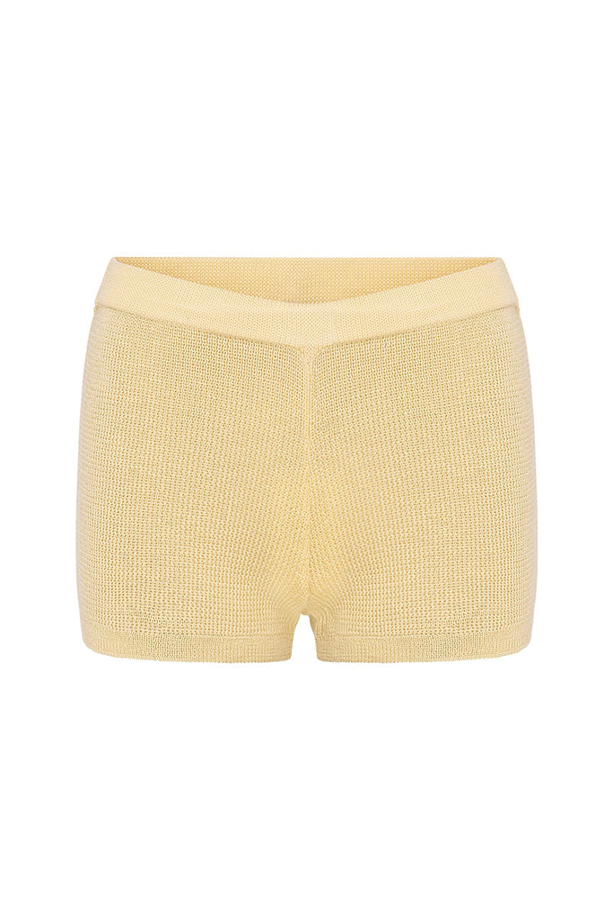NOMADE SHORT - LEMON