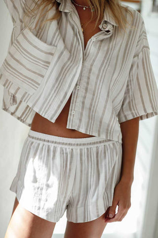 RYN SHIRT - STRIPE
