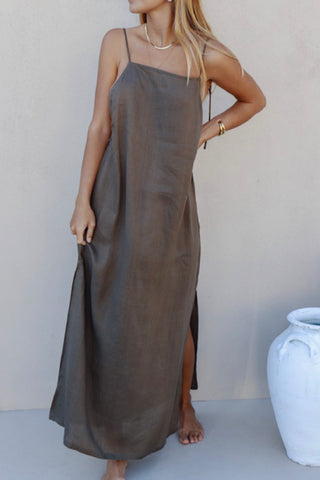 BODY SUN LONG DRESS