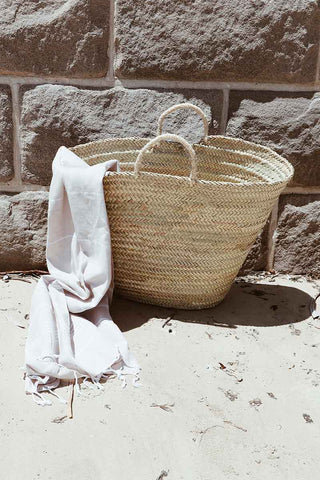 THE JULIET BASKET BAG