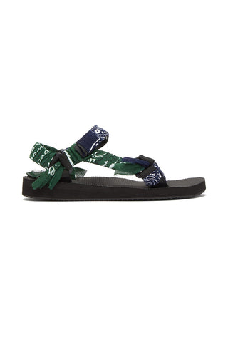 ARIZONA LOVE SANDALS KHAKI/NAVY