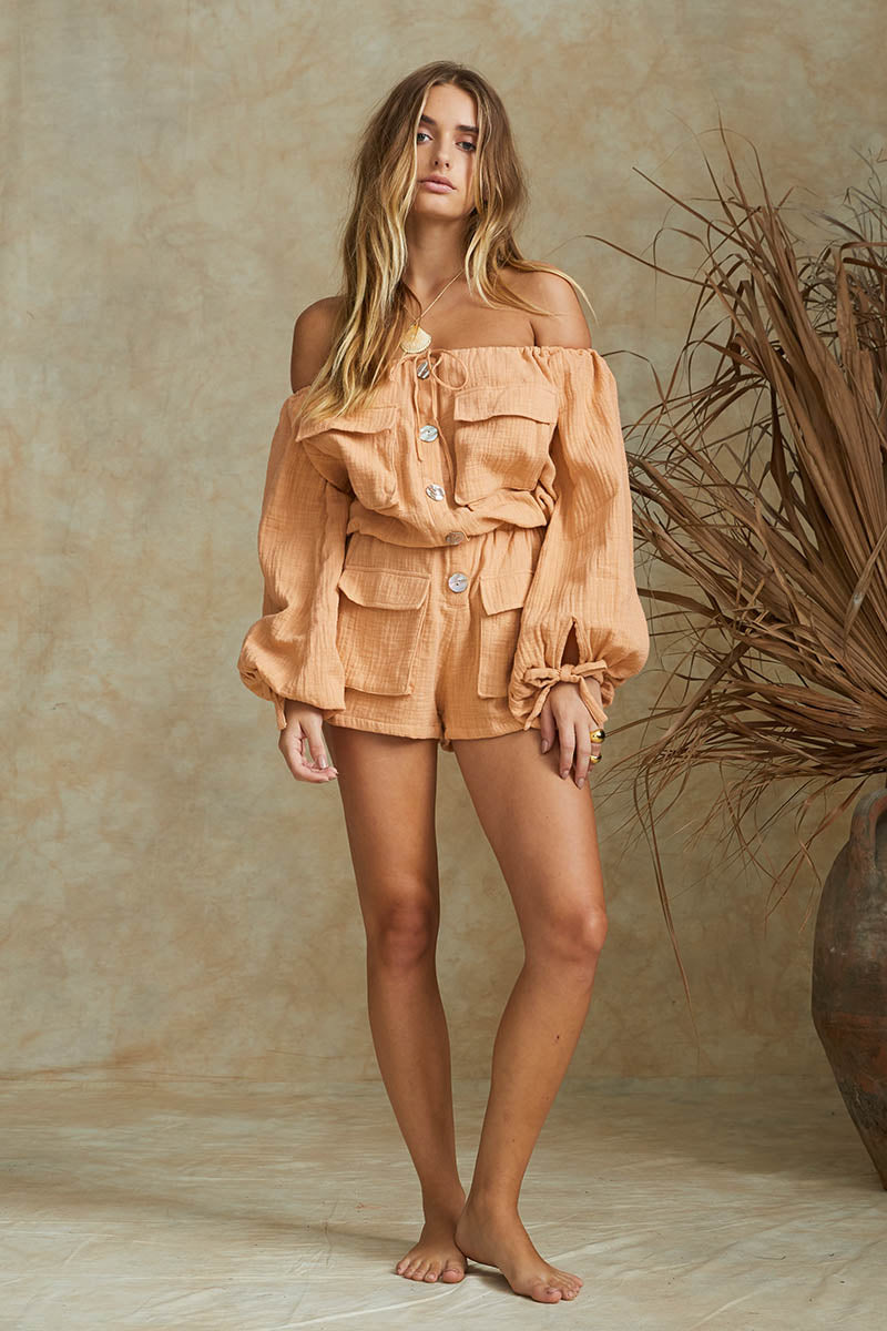 e170c6250fa LADY LAY PLAYSUIT – Maurie and Eve