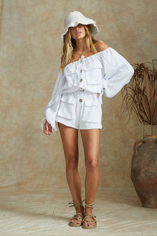 LADY LAY PLAYSUIT