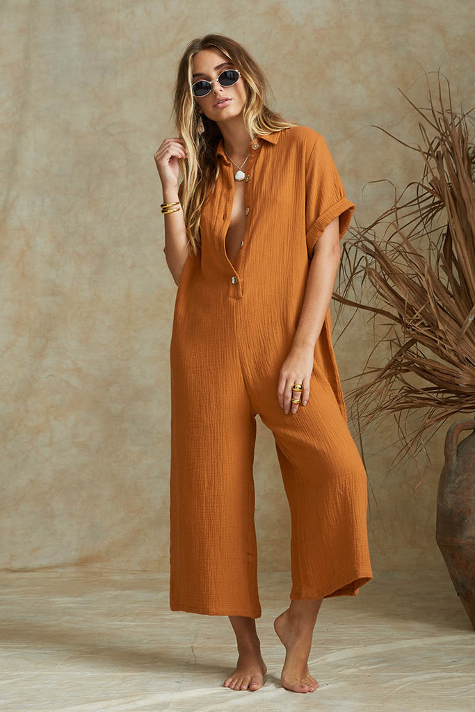 MILES AWAY JUMPSUIT