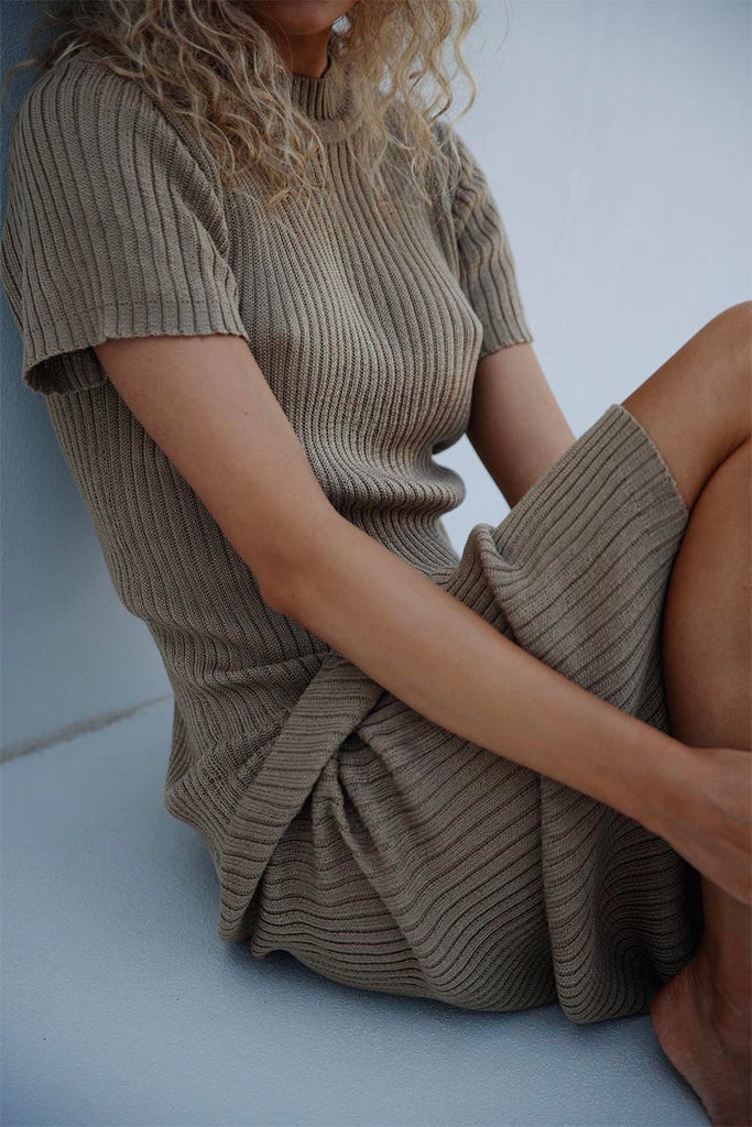 REALM KNITTED DRESS