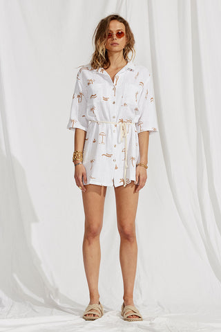SAVANNAH MINI DRESS