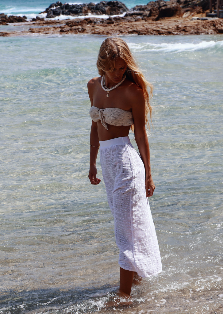 100% COTTON SOMA SKIRT