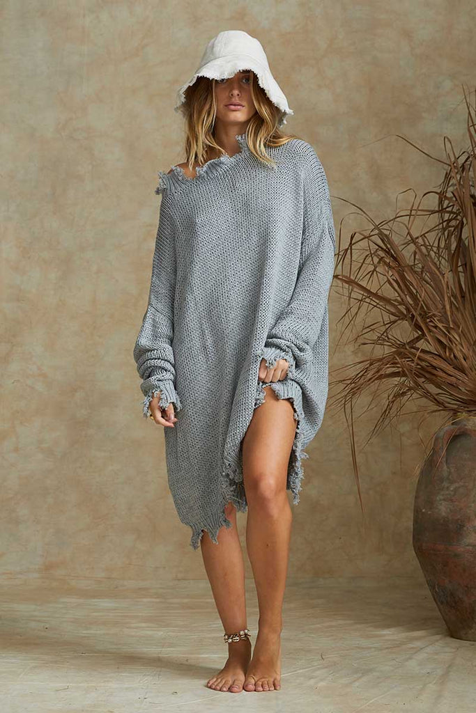 THE SOLACE KNIT DRESS