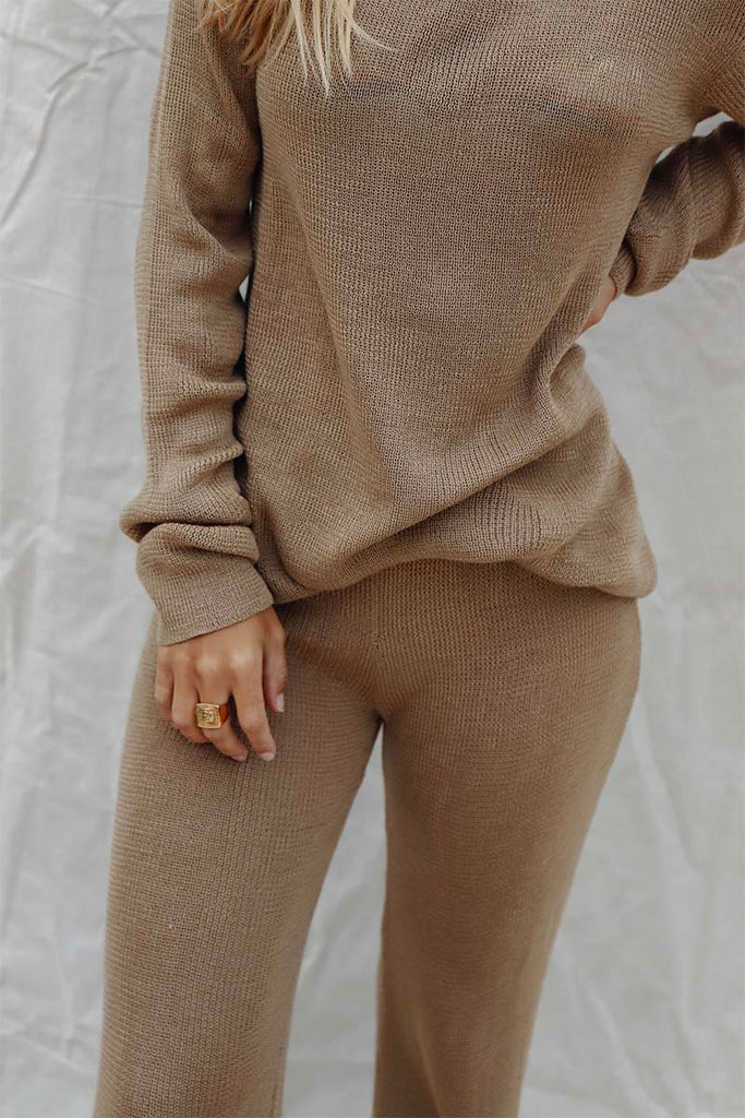NOMADE KNIT PANT