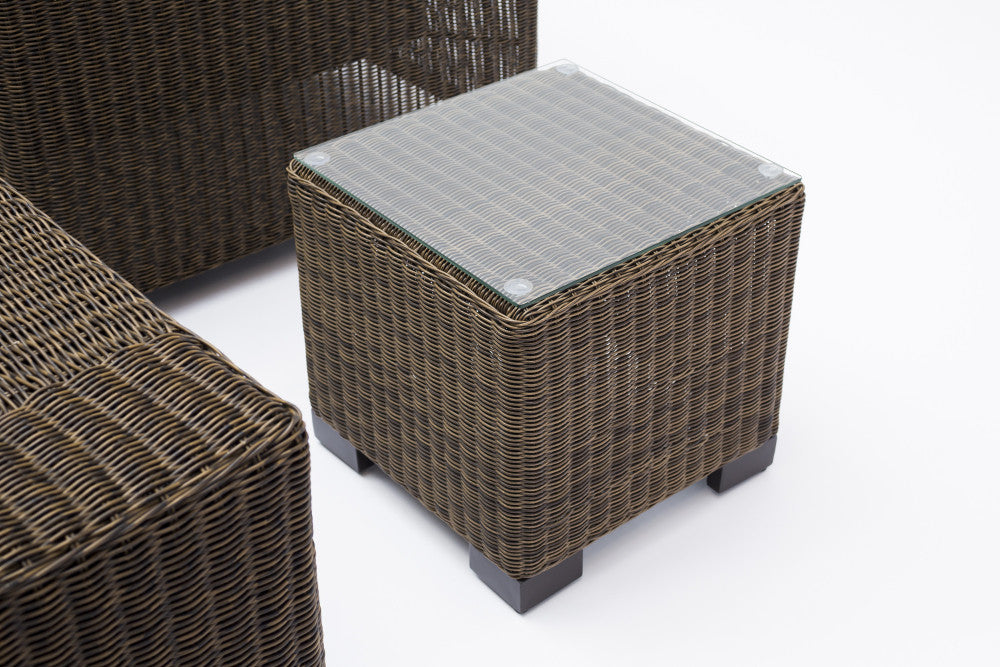 Ansan Outdoor Furniture Noosa Outdoor Wicker Sofa Set