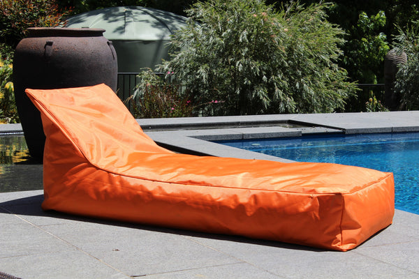 Outdoor Beanbag Sun Lounge