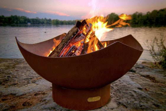 Ansan Outdoor Furniture The Cauldron Fire Pit