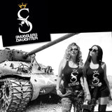 SMUGGLER'S DAUGHTER women's tank top