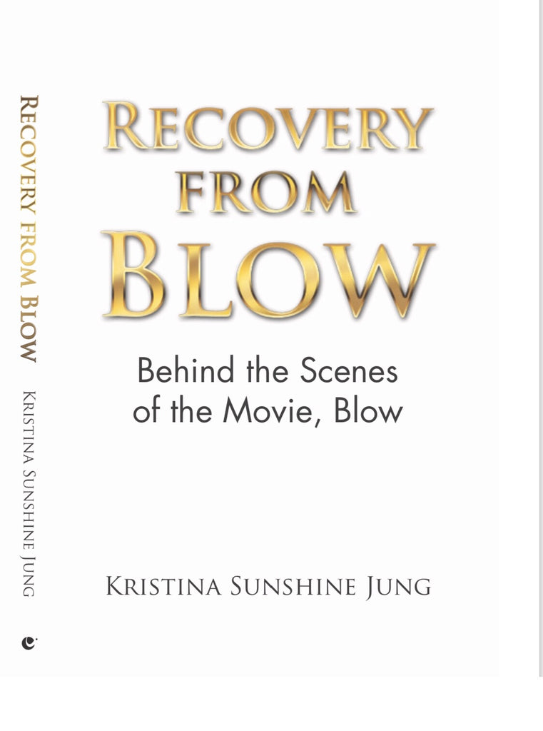 Autographed copy by Kristina & Mirtha RECOVERY from BLOW