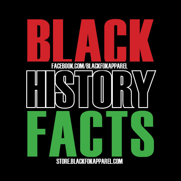 Black History Facts February 19