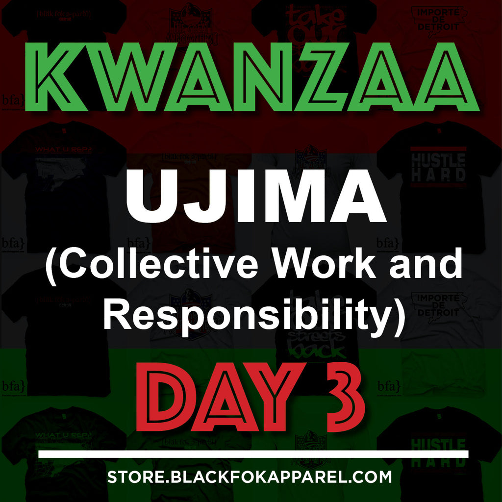 Ujima (Collective Work and Responsibility)