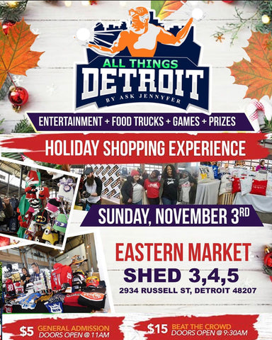 All Things Detroit Holiday Edition