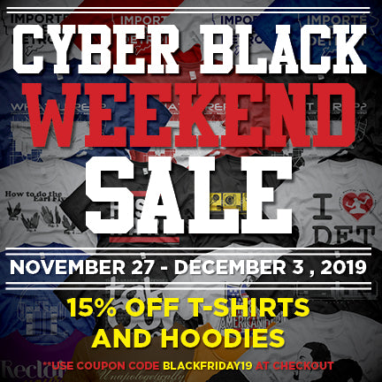 15 percent off tshirts and hoodies