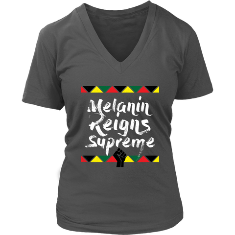 Melanin Reigns Supreme
