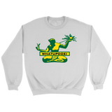 Whatupdoe Detroit Spirit of Detroit Crewneck Sweatshirt