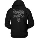 Tha Truth Blackfokapparel Black Unisex Hoodie