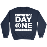 Day One Detroiter Crewneck Sweatshirt