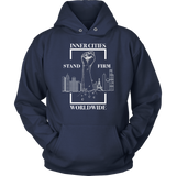 Stand Firm Original Hoodie Navy