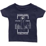 Stand Firm Original Infant Tshirt Navy