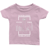 Stand Firm Original Infant Tshirt light pink