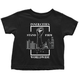 Stand Firm Original Toddler Tshirt black
