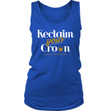 Reclaim Your Crown Women's Tank top