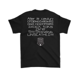 Tha Truth Blackfokapparel Black Unisex T-Shirt